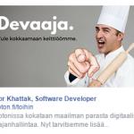 Tule ohjelmistokehittäjäksi